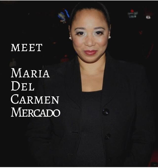 Living La Vida De Moda: Maria Del CarmenMercado